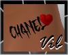 Chanel Heart MBK