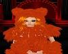 Chest Fur Orange