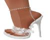 Luma Heels-White