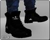 Adidas Black Boots
