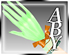 [Aby]Glove:0B:02-Green