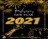 Happy New Year 2021 No