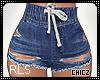 Cz!!Shorts Jeans RLS