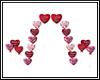 Valentines Day Arch