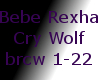 BebeRexha-CryWolf