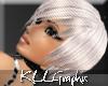 [KLL Kyoko Platinum Hair