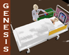Tommy Train Peds Bed