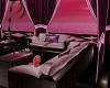 pink paridise couch