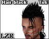 Hair Black Tx6
