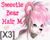 [X3] Sweetie Bear Hair M
