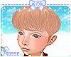 KID Hair Requin Redhead