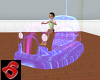 Jellyfish bumper cars