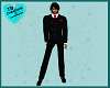 Pinstripe Full Suit