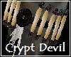 Crypt Devil Armbands