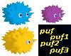 Pufa Ulk Igel (puf-puf3)