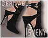 [Is] Heels Black Drv