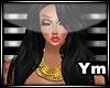 Y! Brylin /Black|