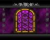 Black and Purple Castle