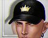 ▲l Cap Black King l