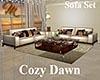 [M] Cozy Dawn Sofa Set