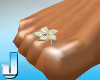 J4SM1N3 Toe ring