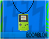 [B!] Gameboy Necklace G
