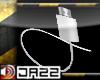 [JZ] USB Tail White