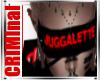  F  Juggalette Blindfold