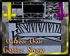 Gothic Outdoor Chair