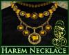Harem Necklace Yellow