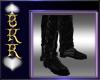 gator shoes black