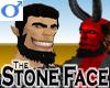 Stone Face -Mens