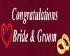 *Bride & Groom Table*