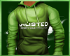 Olive Unlisted Hoody