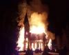 Burning Church backgroun