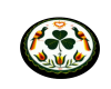 Celtic Clovers & Birds