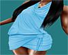 ~Boss~Casual Dress/Blue