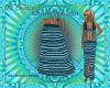 [TB] Blurred Lines Skirt