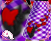 Bunny Hop Skirt Purple