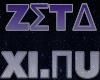Zeta Tie Heels |Grey|