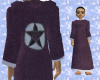 *P*Purple Pentacle Robe