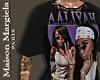 Distressed Aaliyah Tee
