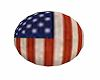 usa beach ball animated