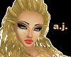 rasta  blond hair*AJ*