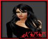 KyD Black Augusta Hair