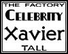 TF Xavier Avatar Tall