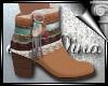 d3✠ Ankle Boho Boots I