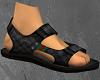 sandal cap ayam