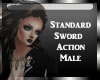 ~H~Sword Actions Male