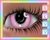 Eyes Moon Pink